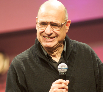 Click photo of Tony Campolo to listen to radio interviews